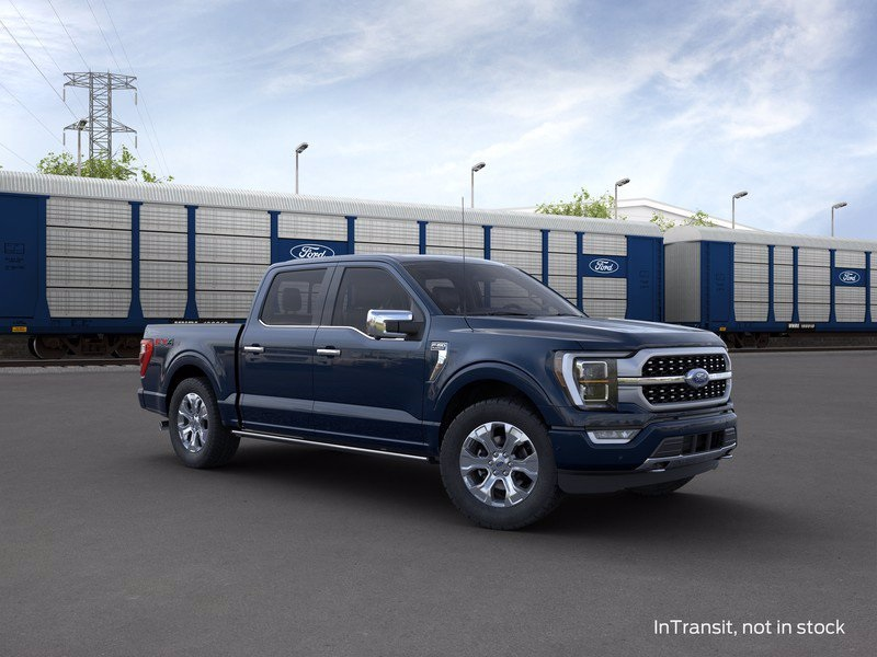 2021 Ford F-150 SuperCrew Cab 4x4, Pickup #CFA36766 - photo 1