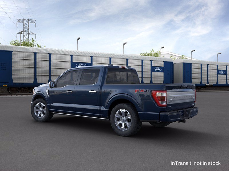 2021 Ford F-150 SuperCrew Cab 4x4, Pickup #CFA36766 - photo 6