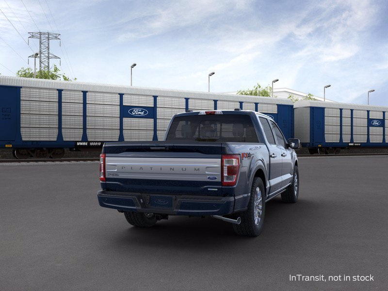 2021 Ford F-150 SuperCrew Cab 4x4, Pickup #CFA36766 - photo 2