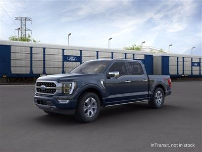 2021 Ford F-150 SuperCrew Cab 4x4, Pickup #CFA36766 - photo 3