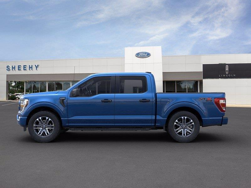 2021 Ford F-150 SuperCrew Cab 4x4, Pickup #CFA36809 - photo 5