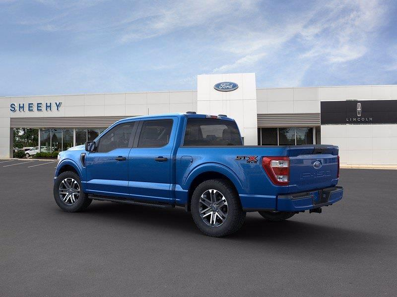 2021 Ford F-150 SuperCrew Cab 4x4, Pickup #CFA36809 - photo 6