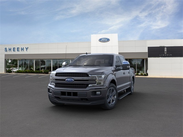 2020 F-150 SuperCrew Cab 4x4, Pickup #CFA46281 - photo 4