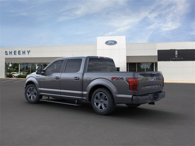 2020 F-150 SuperCrew Cab 4x4, Pickup #CFA46281 - photo 6