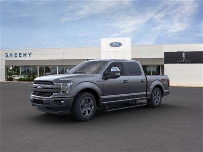 2020 F-150 SuperCrew Cab 4x4, Pickup #CFA46281 - photo 3