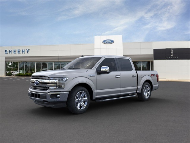 2020 F-150 SuperCrew Cab 4x4, Pickup #CFA46283 - photo 1
