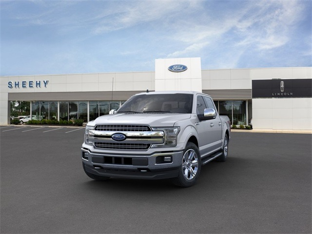 2020 F-150 SuperCrew Cab 4x4, Pickup #CFA46283 - photo 4