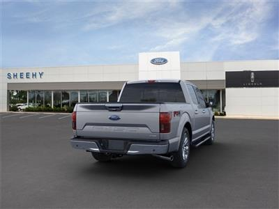 2020 F-150 SuperCrew Cab 4x4, Pickup #CFA46283 - photo 8