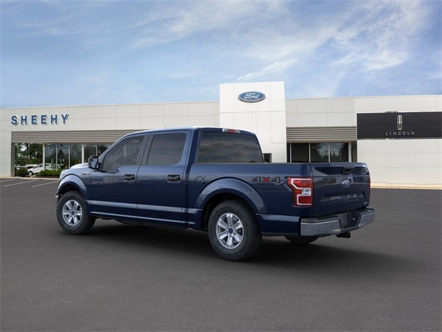 2020 F-150 SuperCrew Cab 4x4, Pickup #CFA46284 - photo 2