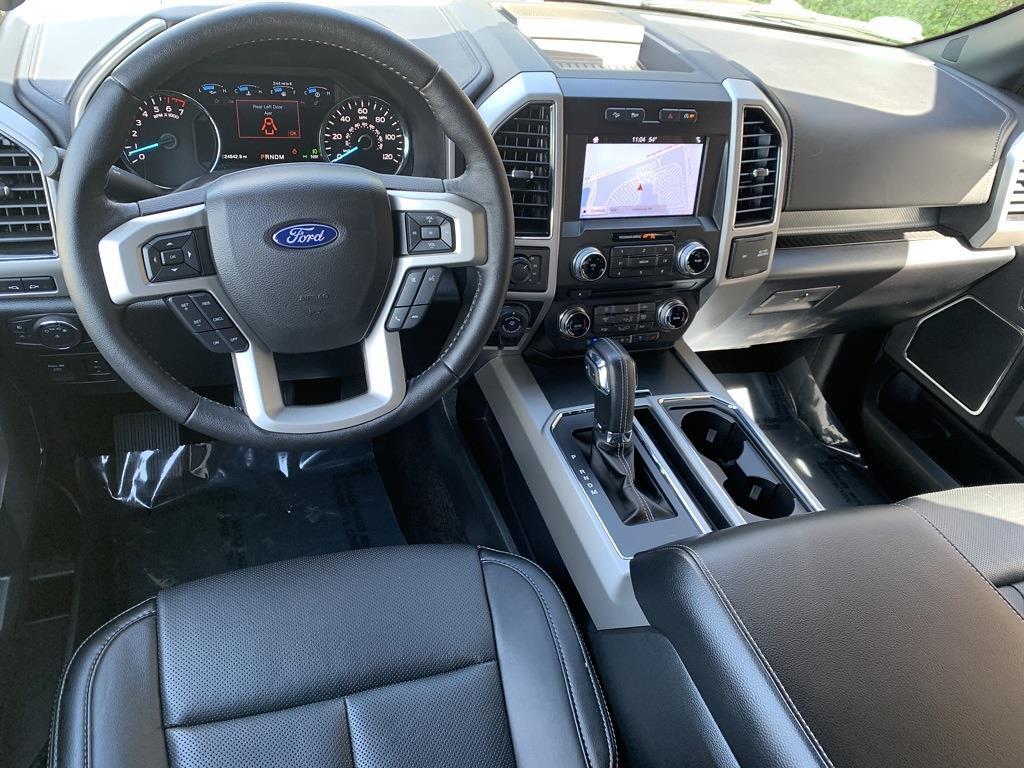 2018 Ford F-150 SuperCrew Cab 4x4, Pickup #CFA4656B - photo 4