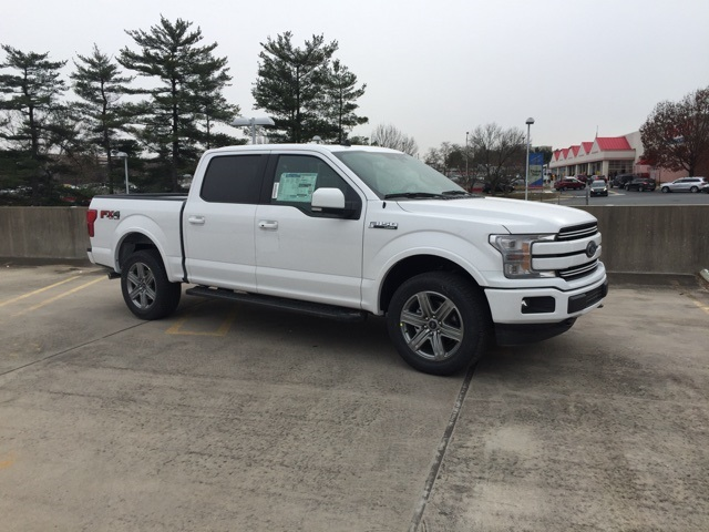 2019 F-150 SuperCrew Cab 4x4,  Pickup #CFA54231 - photo 3