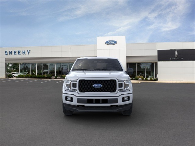 2020 F-150 SuperCrew Cab 4x4, Pickup #CFA69099 - photo 7
