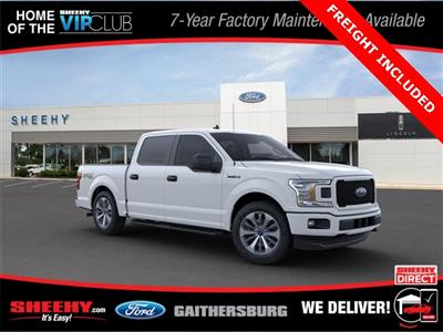2020 F-150 SuperCrew Cab 4x4, Pickup #CFA69099 - photo 3