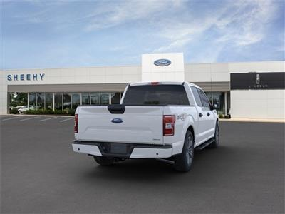 2020 F-150 SuperCrew Cab 4x4, Pickup #CFA69099 - photo 8