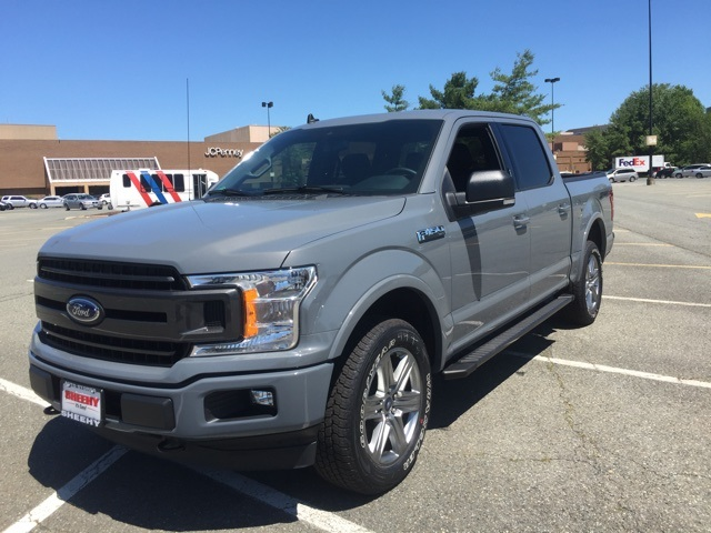 2019 F-150 SuperCrew Cab 4x4,  Pickup #CFA75383 - photo 5
