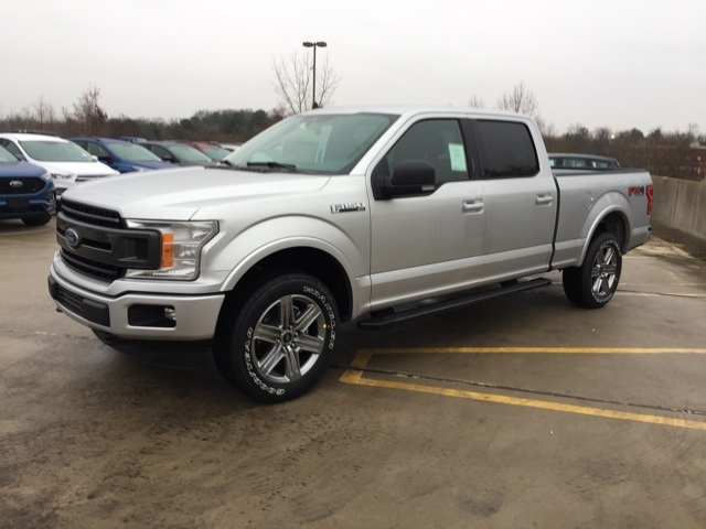 2019 F-150 SuperCrew Cab 4x4,  Pickup #CFA75429 - photo 3