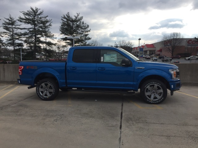 2019 F-150 SuperCrew Cab 4x4,  Pickup #CFA75431 - photo 1