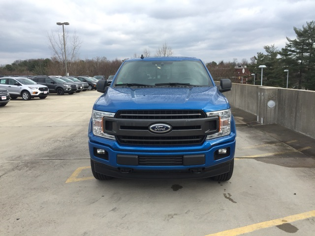 2019 F-150 SuperCrew Cab 4x4,  Pickup #CFA75431 - photo 4