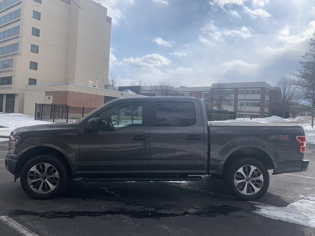2019 Ford F-150 SuperCrew Cab 4x4, Pickup #CFA7656A - photo 12
