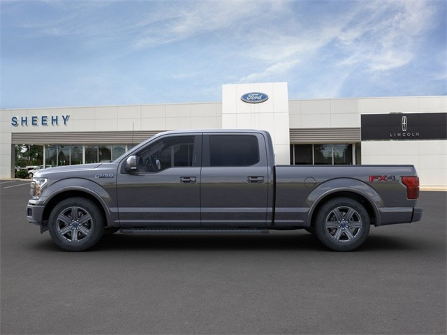 2020 F-150 SuperCrew Cab 4x4, Pickup #CFA82489 - photo 6