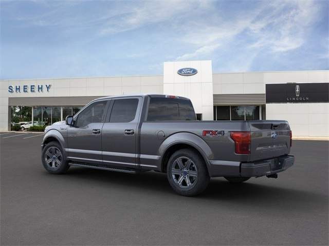 2020 F-150 SuperCrew Cab 4x4, Pickup #CFA82489 - photo 4