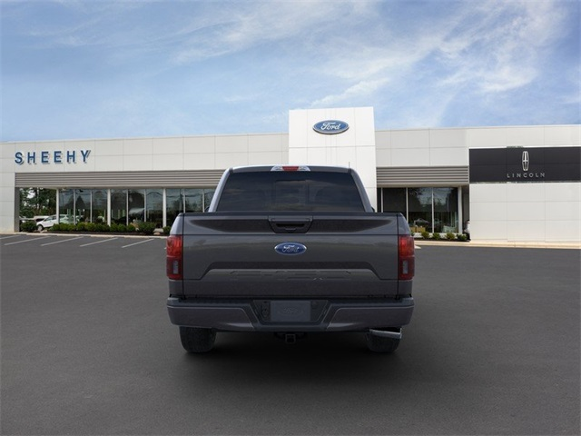 2020 F-150 SuperCrew Cab 4x4, Pickup #CFA82489 - photo 7
