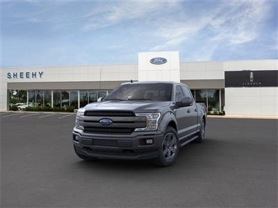 2020 F-150 SuperCrew Cab 4x4, Pickup #CFA82489 - photo 5