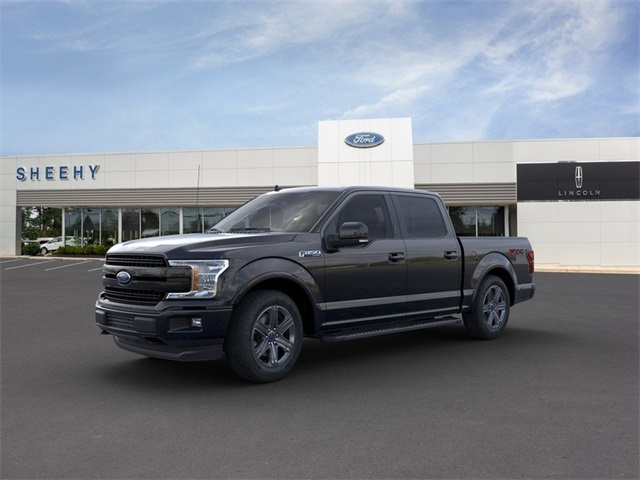 2020 F-150 SuperCrew Cab 4x4, Pickup #CFA82490 - photo 3