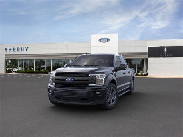 2020 F-150 SuperCrew Cab 4x4, Pickup #CFA82490 - photo 4