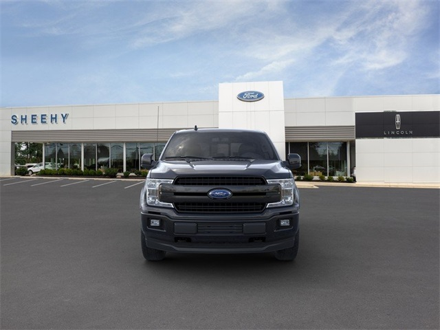 2020 F-150 SuperCrew Cab 4x4, Pickup #CFA82490 - photo 8