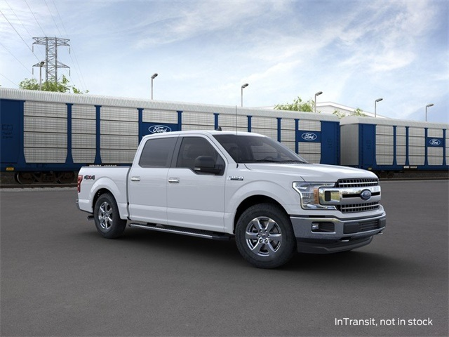 2020 F-150 SuperCrew Cab 4x4, Pickup #CFA82493 - photo 1