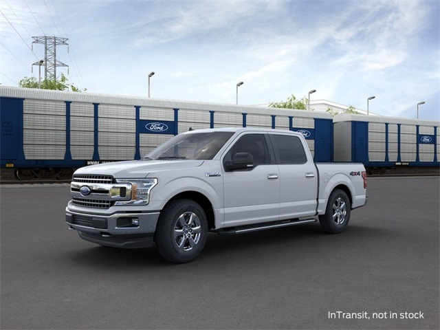2020 F-150 SuperCrew Cab 4x4, Pickup #CFA82493 - photo 3