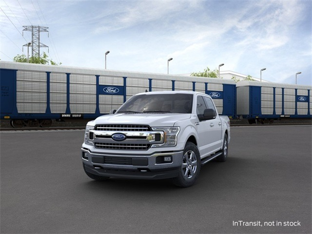 2020 F-150 SuperCrew Cab 4x4, Pickup #CFA82493 - photo 4