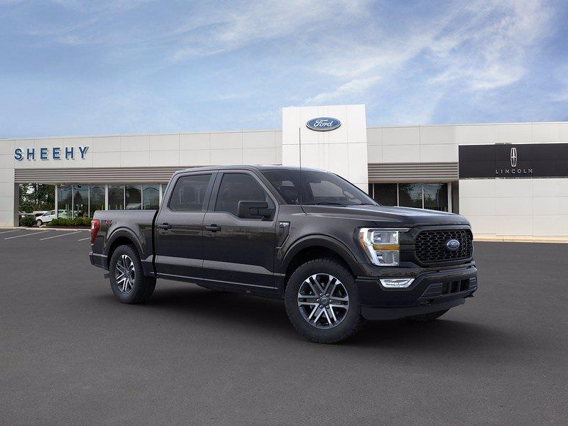 2021 Ford F-150 SuperCrew Cab 4x4, Pickup #CFA83246 - photo 1