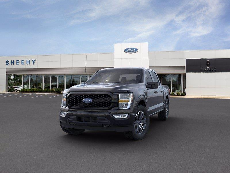 2021 Ford F-150 SuperCrew Cab 4x4, Pickup #CFA83246 - photo 4