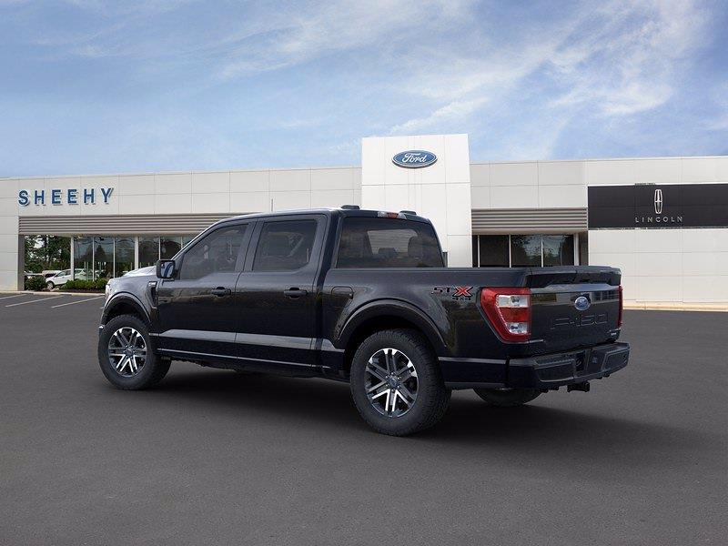 2021 Ford F-150 SuperCrew Cab 4x4, Pickup #CFA83246 - photo 6