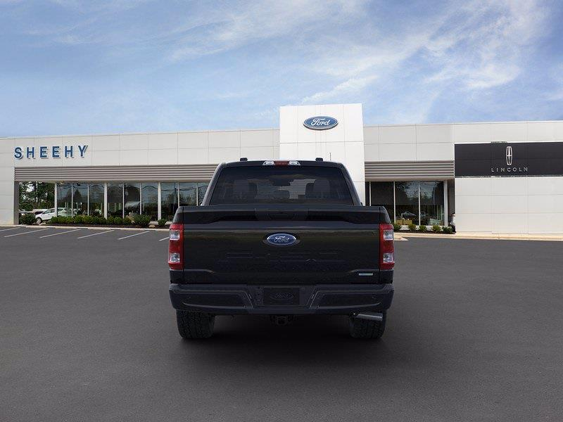 2021 Ford F-150 SuperCrew Cab 4x4, Pickup #CFA83246 - photo 7