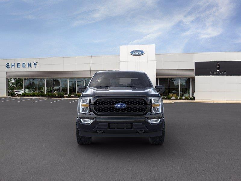 2021 Ford F-150 SuperCrew Cab 4x4, Pickup #CFA83246 - photo 8