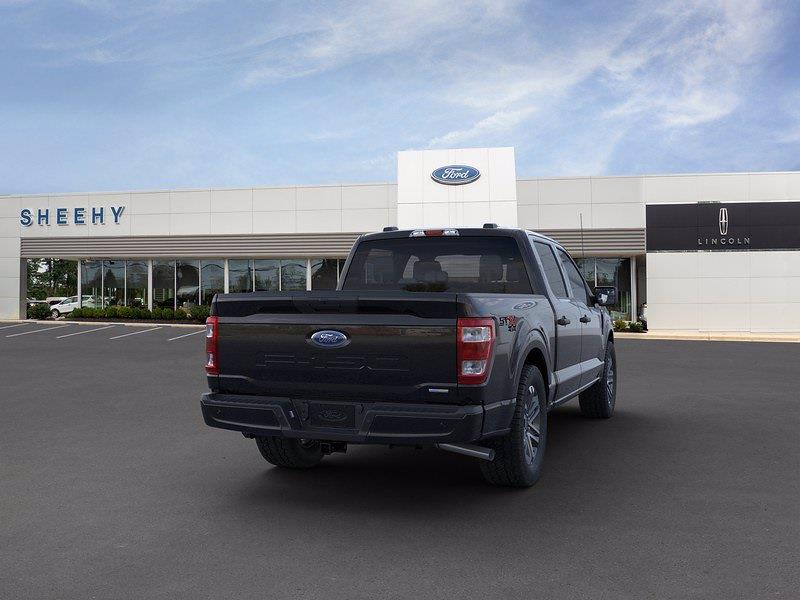2021 Ford F-150 SuperCrew Cab 4x4, Pickup #CFA83246 - photo 2