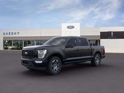 2021 Ford F-150 SuperCrew Cab 4x4, Pickup #CFA83246 - photo 3