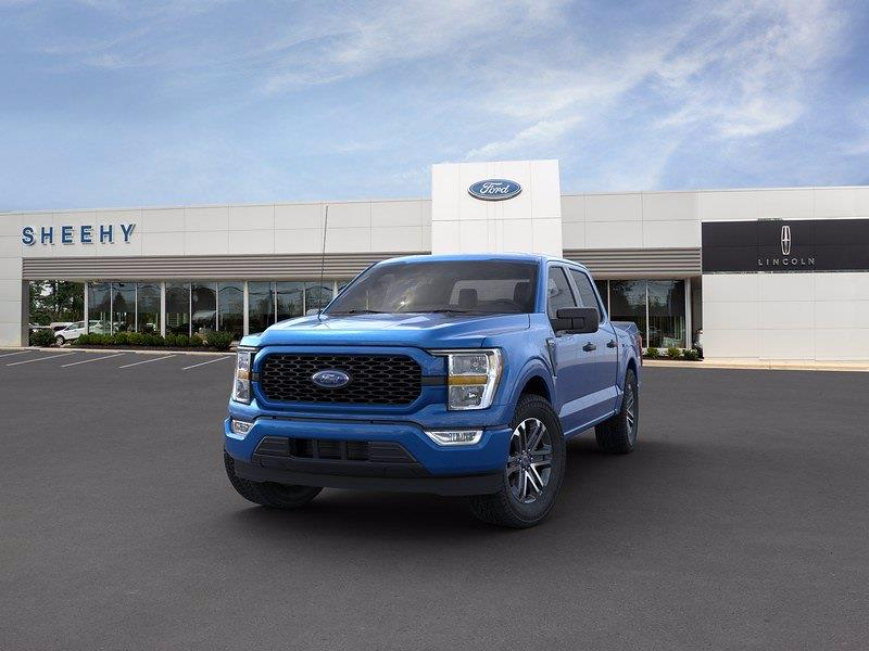 2021 Ford F-150 SuperCrew Cab 4x2, Pickup #CFA88542 - photo 4