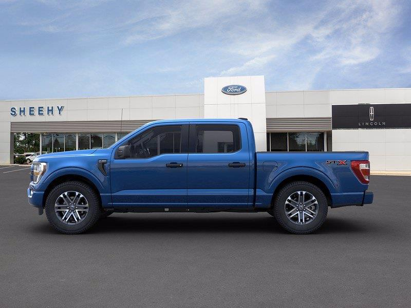 2021 Ford F-150 SuperCrew Cab 4x2, Pickup #CFA88542 - photo 5