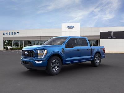 2021 Ford F-150 SuperCrew Cab 4x2, Pickup #CFA88542 - photo 3