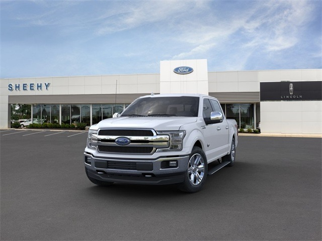 2020 F-150 SuperCrew Cab 4x4, Pickup #CFA91789 - photo 4