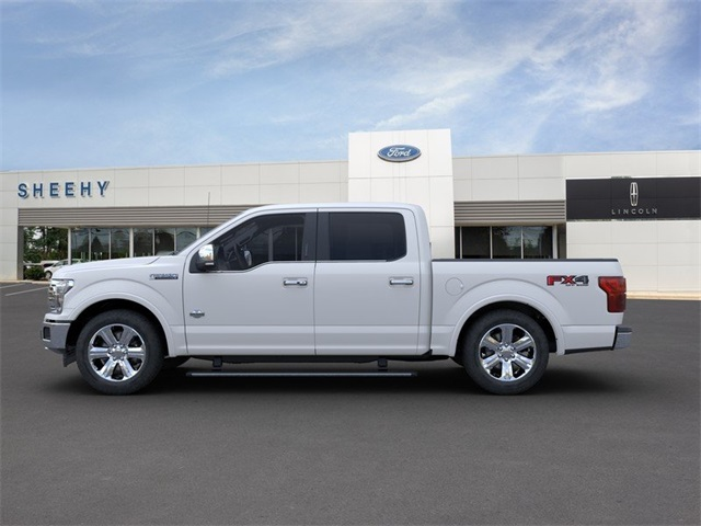 2020 F-150 SuperCrew Cab 4x4, Pickup #CFA91789 - photo 5