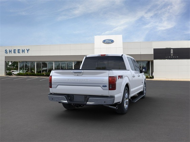2020 F-150 SuperCrew Cab 4x4, Pickup #CFA91789 - photo 8