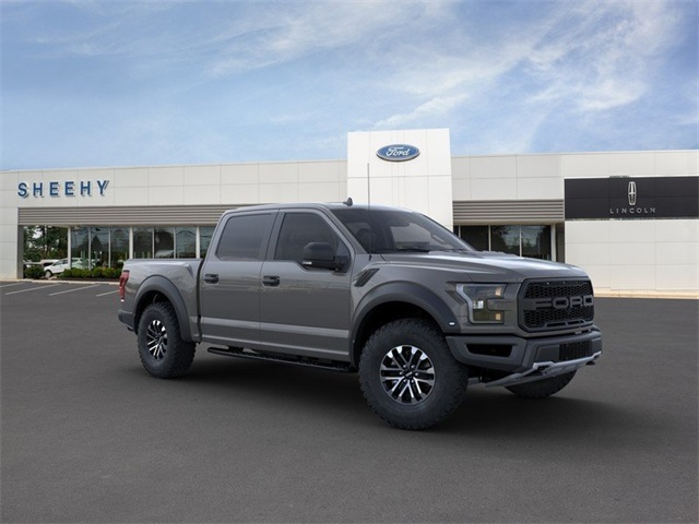 2020 F-150 SuperCrew Cab 4x4, Pickup #CFA91797 - photo 3