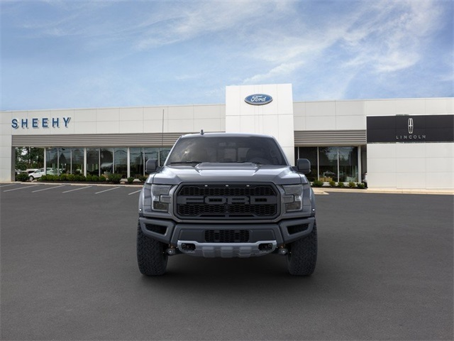 2020 F-150 SuperCrew Cab 4x4, Pickup #CFA91797 - photo 7