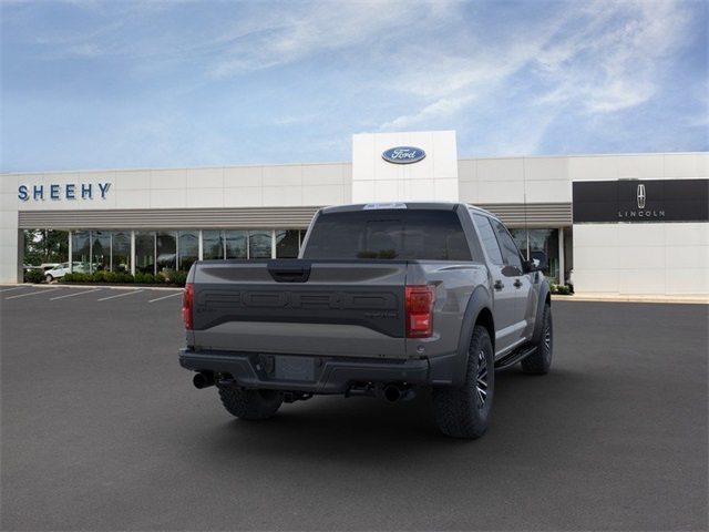 2020 F-150 SuperCrew Cab 4x4, Pickup #CFA91797 - photo 8