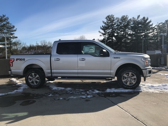 2019 F-150 SuperCrew Cab 4x4,  Pickup #CFA92900 - photo 4